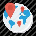 shop, map, shopping, pin, global, location, navigation