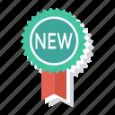 pinbadge, offer, badge, sticker, award, medal, ribbon