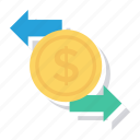 business, dollar, finance, income, incometax, money, revenue icon