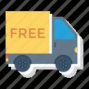 deliverytruck, package, shipping, delivery, deliveryvan, truck, transport