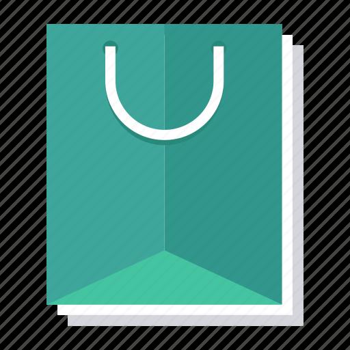 bag, cart, ecommerce, grocerybag, paperbag, shop, shopping icon