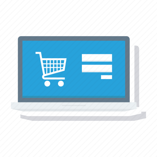 Shop, shopping, cart, onlinestore, shipping, online, ecommerce icon