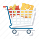 cart, ecommerce, shipping, shop, shopping, shoppingcart, store icon