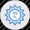 discount, market discount, percent, percent discount, shopping discount icon