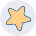 high, night, rating, star, starry icon