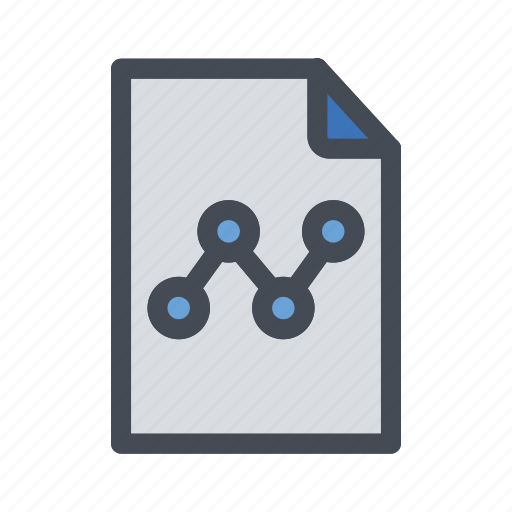 ecommerce, graph, market, sale, shopping icon