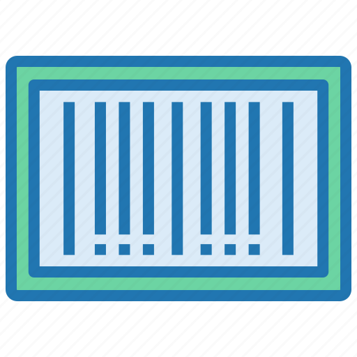 barcode, ecommerce, lines, product, scan, scanner icon
