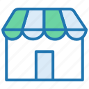 mall, market, shop, shopping, shopping mall, store icon