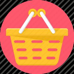 basket, buy, cart, shop, trolley icon