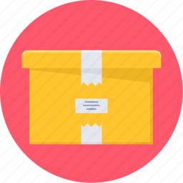 box, cargo, delivery, gift, package, present, product icon