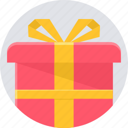 birthday, box, gift, love, package, parcel, present icon