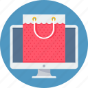 basket, cart, ecommerce, online, shop, shopping icon