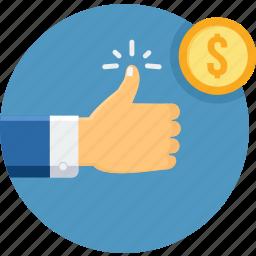 cash back, cashback, like, money, payment, saving, savings icon