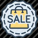 badge, discount, insignia, label, sale, tag, tomcat