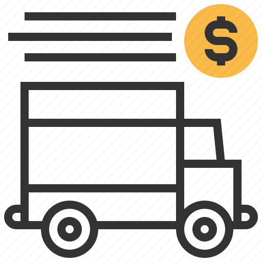 business, delivery, ecommerce, finance, shipping, shopping icon