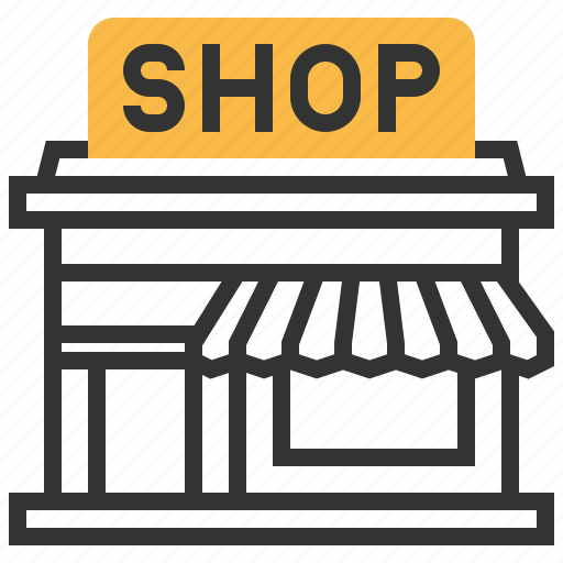 business, ecommerce, finance, shop, shopping icon