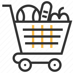 business, cart, commerce, ecommerce, finance, shopping icon