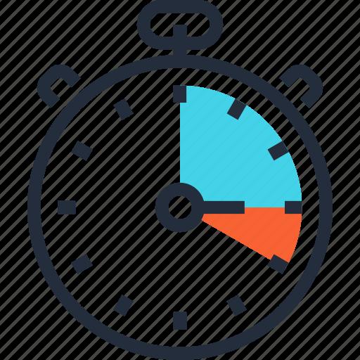 clock, optimization, performance, speed, stopwatch, timer, web icon