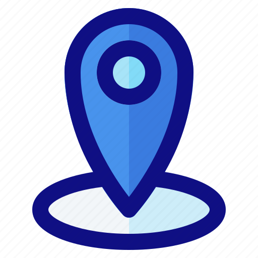 ecommerce, location, retail, shop, shopping icon
