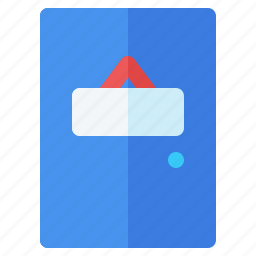 closed, door, ecommerce, open, retail, shop, shopping icon
