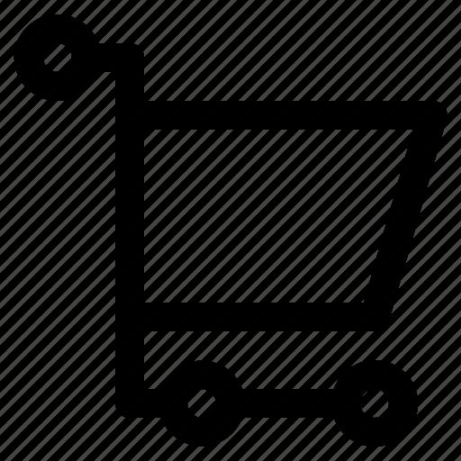 cart, ecommerce, retail, shop, shopping icon