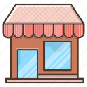 business, market, retail, shopping, store icon