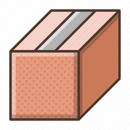 box, business, delivery, merchandise, shopping icon