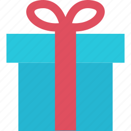 gift, item, online, sale, shopping, wrap icon