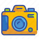 camera, digital, image, photo, photography, picture, travel icon
