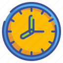 clock, office, square, time, tool, tools, watch icon