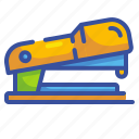 material, office, paper, school, stapler, tools, utensils icon