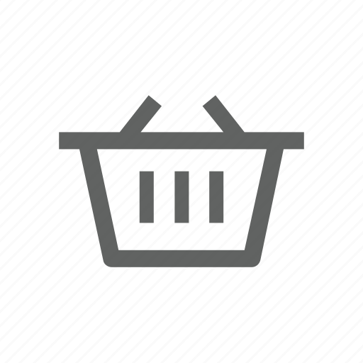 basket, e business, payment, shopping, shopping basket icon