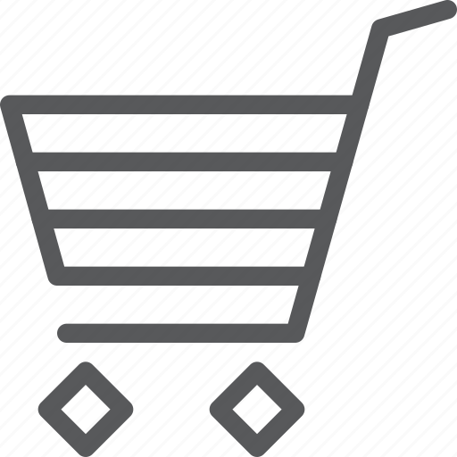 buy, cart, item, purchase, retail, shopping, trolley icon