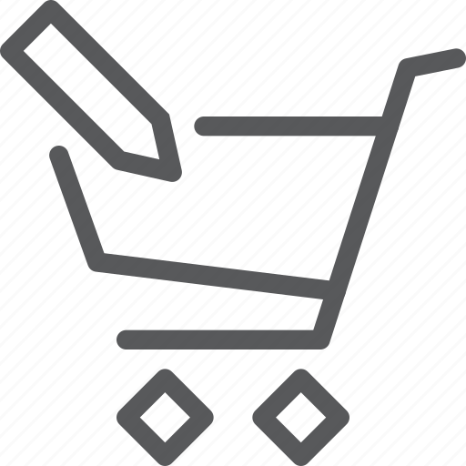 buy, cart, item, purchase, retail, shopping, tag, trolley icon