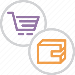 cart, commerce, finance, online, pay, shopping, wallet icon