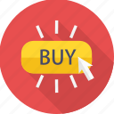 buy, buy sign, click, ecommerce, online, shop, shopping icon