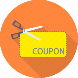 coupon, discount, offer, sale, sticker, voucher icon