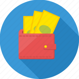 budget, funds, money, pay, payment, save money, wallet icon