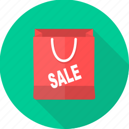 bag, buy, offer, sale, shop, shopping icon