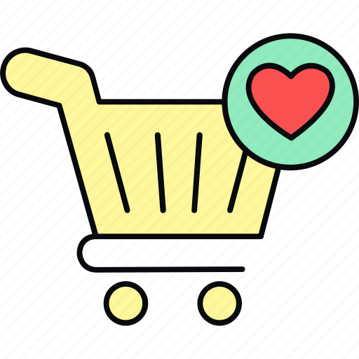 item, items, wishlist icon