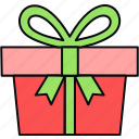 courier, gift, package, parcel icon