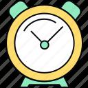 alarm, clock