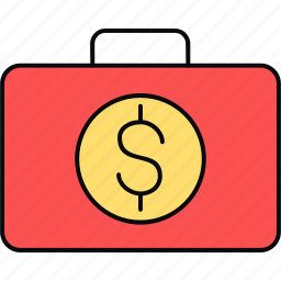 bag, finance, money, payment icon