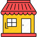 home, house, shop, warehouse icon