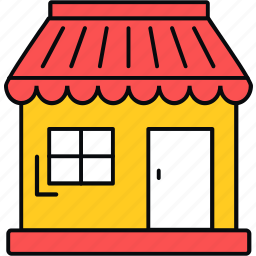 home, house, shop, warehouse icon