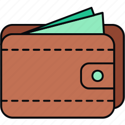 finance, money, payment, wallet icon