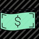 cash, dollar, money, finance, payment
