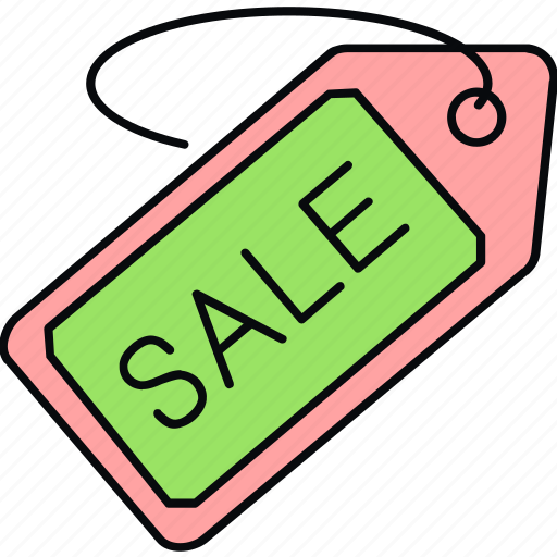 label, offer, sale, tag icon