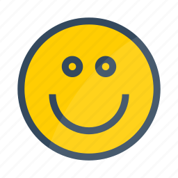 emotion, face, happy, smile icon
