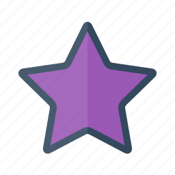 achievement, award, favorite, favorites, star icon